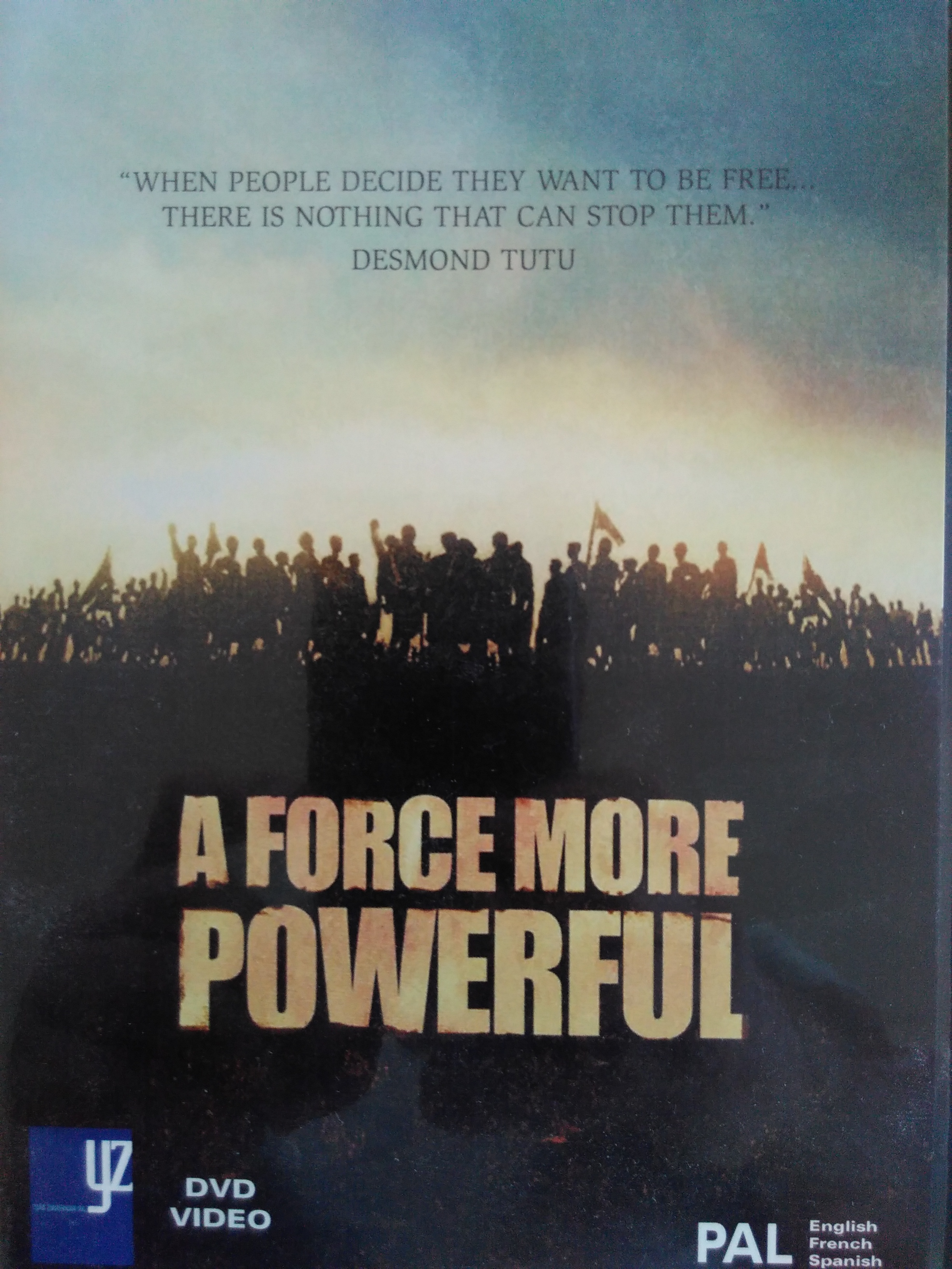 Una fuerza más poderosa. DVD. 2000