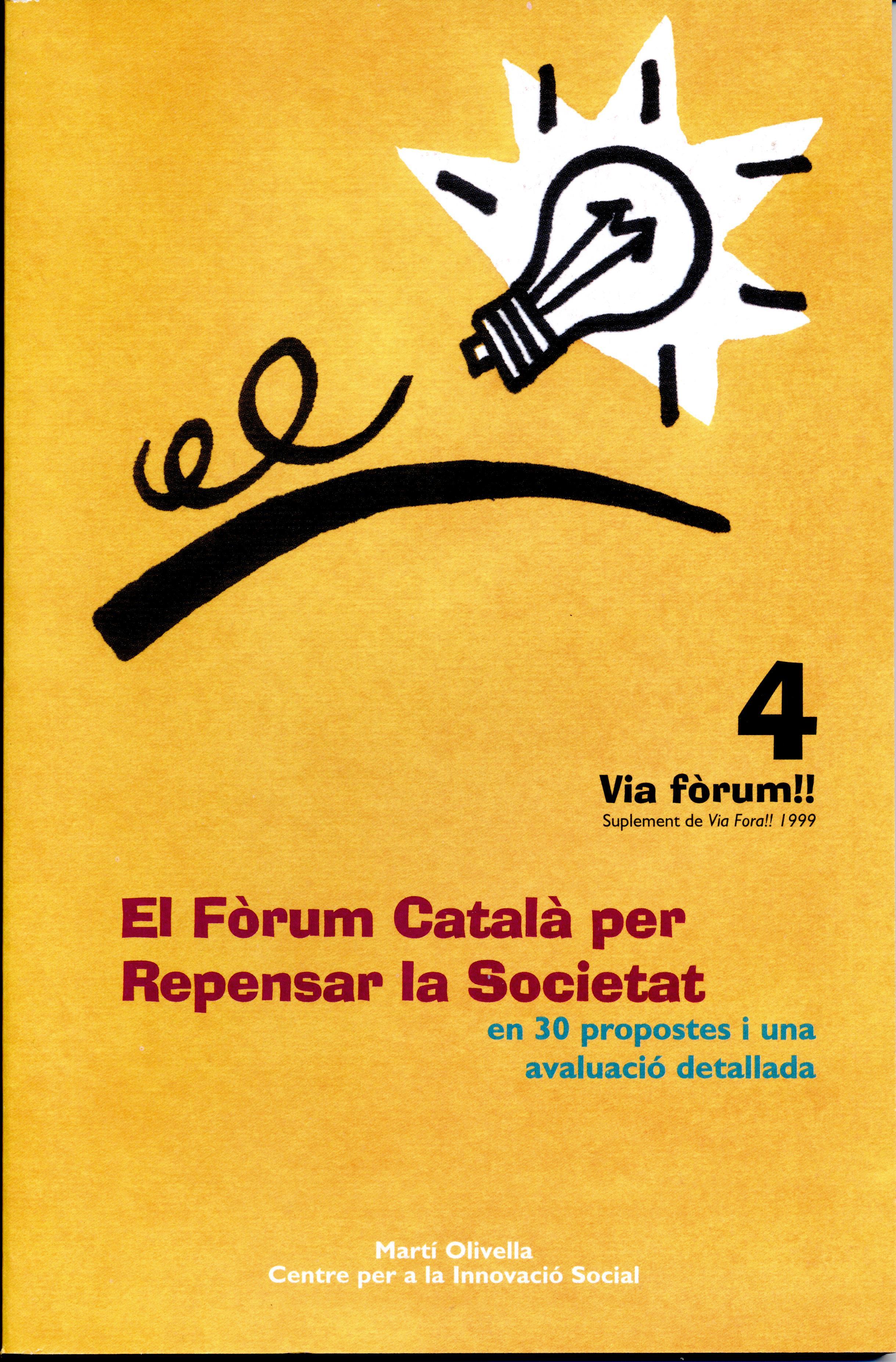 El fòrum català per repensar la societat (portada) 001